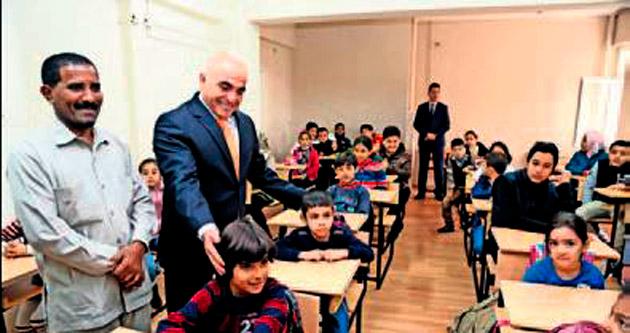 Çocuklar için Türkçe dersi
