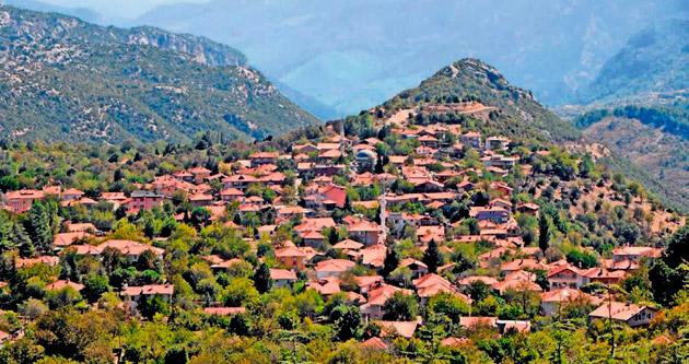 Safranbolu'nun Akdeniz versiyonu