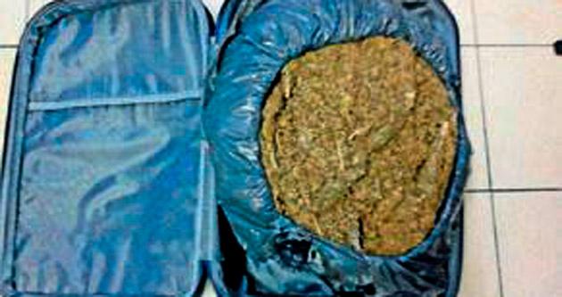 Uyuşturucu satışına suçüstü