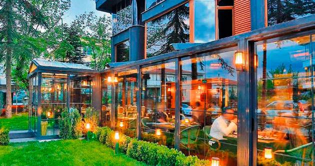 Ankara'nın özlediği konsept Sofa'da