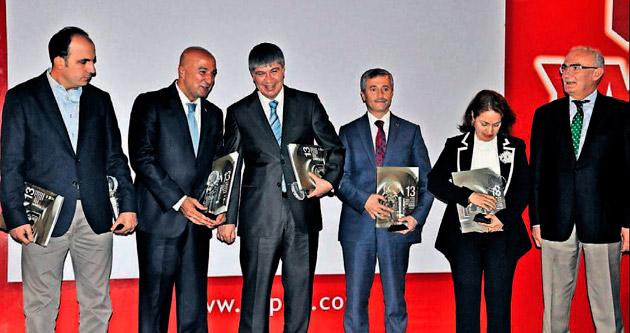 Şahinbey Belediyesi'ne restorasyon ödülü verildi