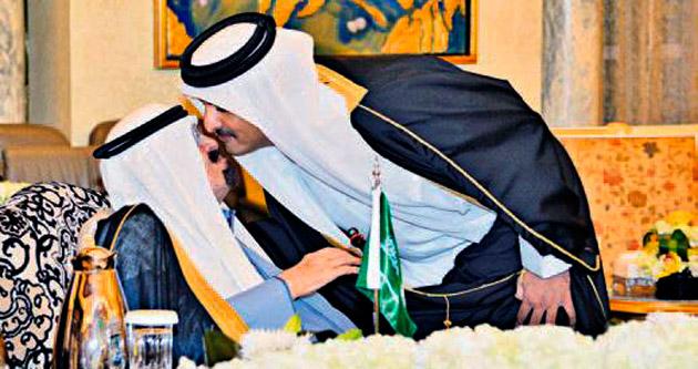 Körfez'de Katar krizi çözüldü