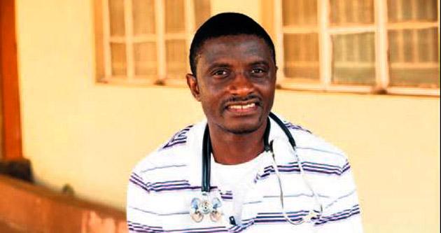Ebolalı doktor yaşamını yitirdi