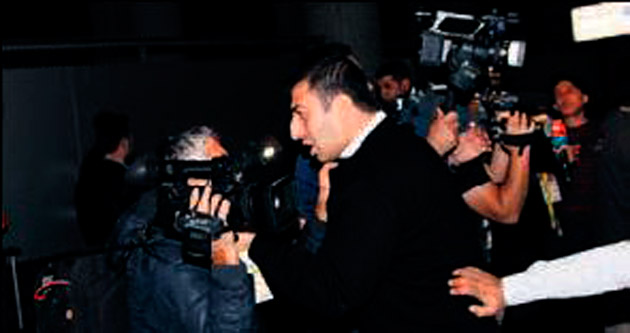 Mağdur muhabirler o anları anlattılar: