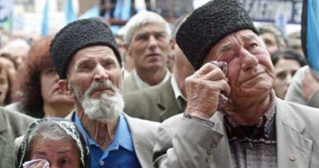 Kırım Tatarlarının durumu korkunç