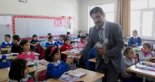 ÖSYM'nin topladığı kalemler köy okullarına