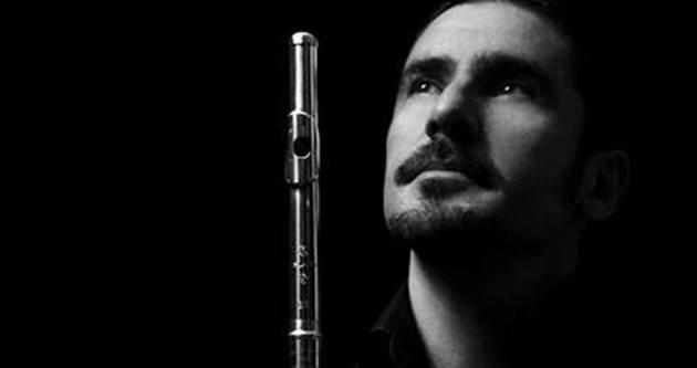 Flüt virtüözü Bülent Evcil'den konser maratonu