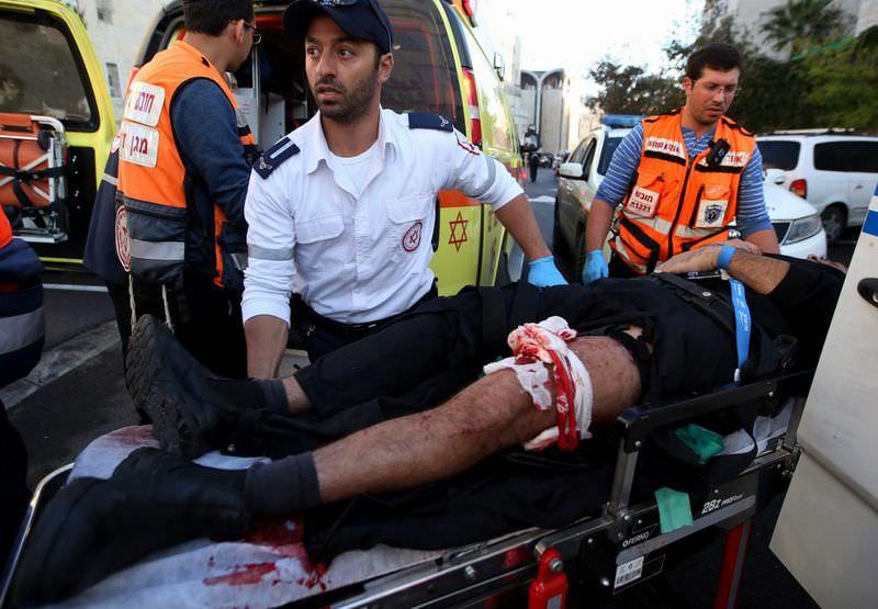 Kudüs'te sinagoga silahlı saldırı