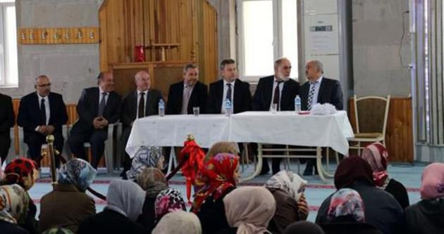 Dinayet'ten camide siyaset iddiasına açıklama