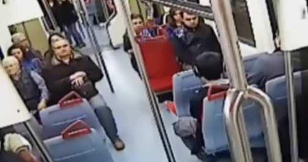 Metroda kalp krizi geçiren vatandaş hayatını kaybetti