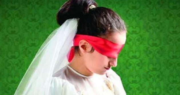 Dünya'da 60 saniyede bir 27 kız evlendiriliyor