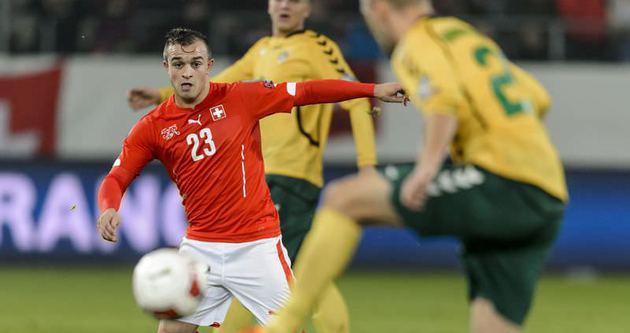 Bayern Münih Shaqiri'yi gözden çıkardı