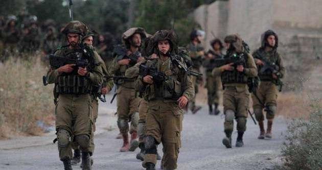 İsrail Ordusu Saldırıya Geçti