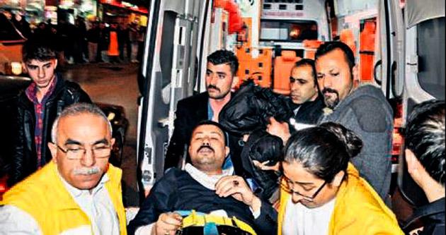 Kırıkkale'de silahlı saldırı