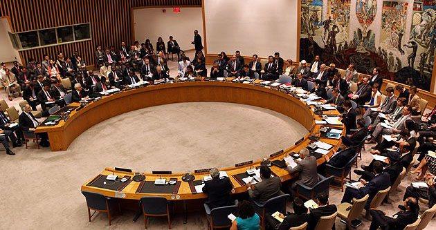 Birleşmiş Milletler Esad'ı kınadı