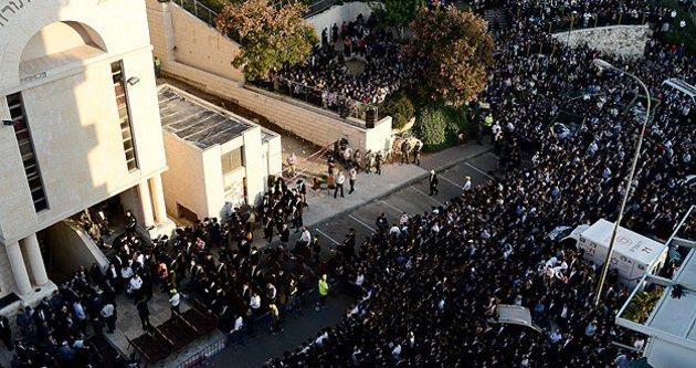 Kudüs'te ölü sayısı arttı