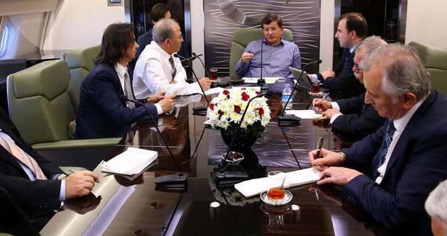 Ahmet Davutoğlu: Kaosa izin yok