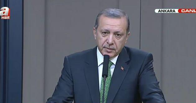 Erdoğan'dan 'Bedelli askerlik' ve 'Çözüm süreci' açıklaması