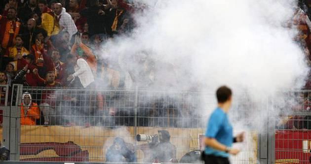 UEFA, Galatasaray'ın cezasını kesti