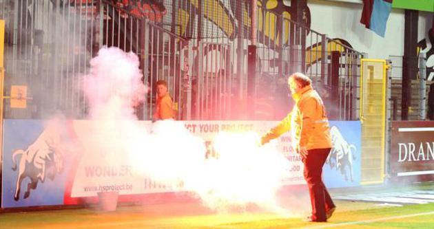 UEFA'dan Trabzonspor'a ceza