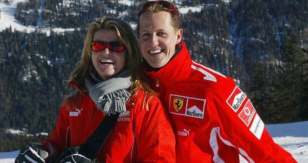 Michael Schumacher felç