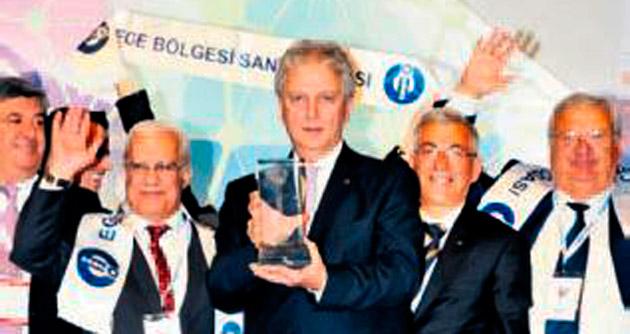 EBSO Ege'ye ödülle dönüyor