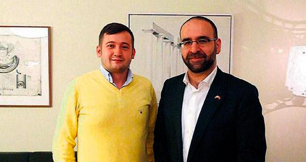 'Türkiye - İsveç arasındaki bağı güçlendireceğiz'