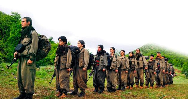 PKK silah gömecek devlet toplayacak