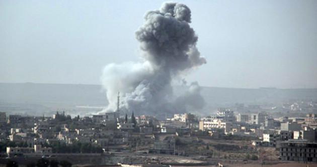 IŞİD'e 3 günde 30 saldırı