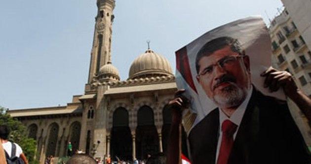 Mursi'nin söz alma talebine red!