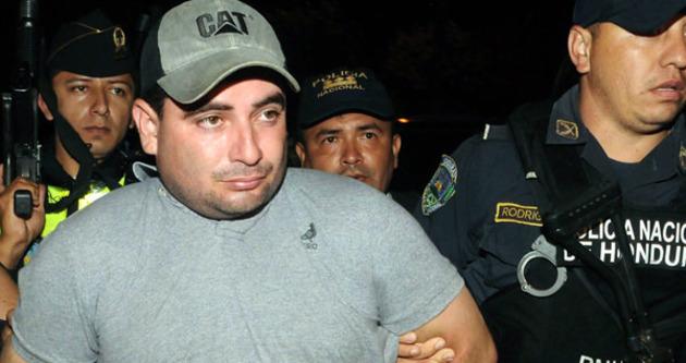 Honduras güzelinin katili itiraf etti