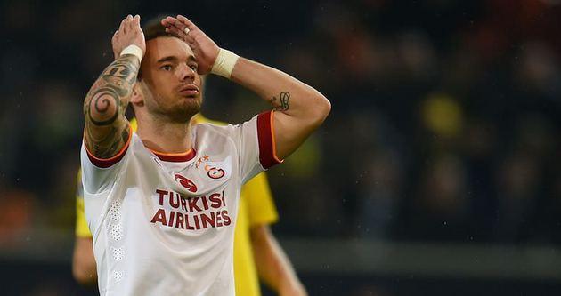 Sneijder öyle bir itirafta bulundu ki...
