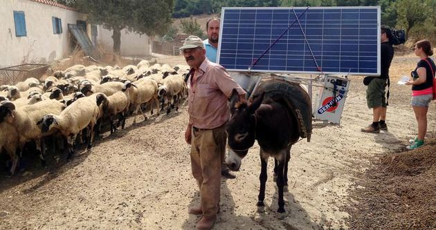 Antalya'da eşektriğe ilgi artıyor