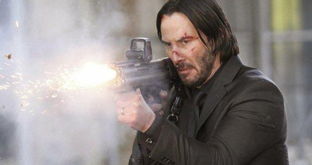 Keanu Reeves aksiyona doymuyor