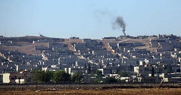 IŞİD Kobani'de ağır silahlarla saldırıya geçti