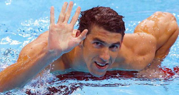 Phelps'in sevgilisi erkek çıktı