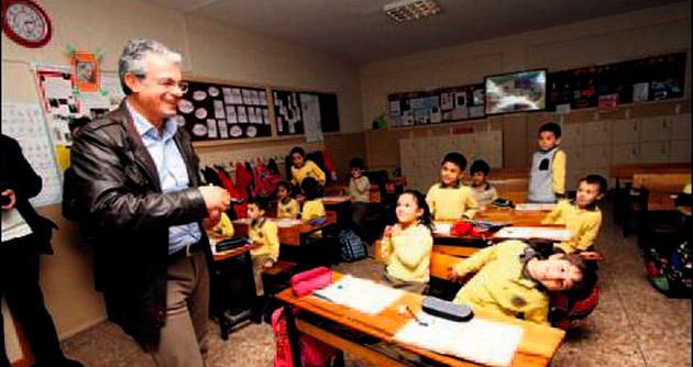 Okullara 1 milyon lira katkı sağlandı