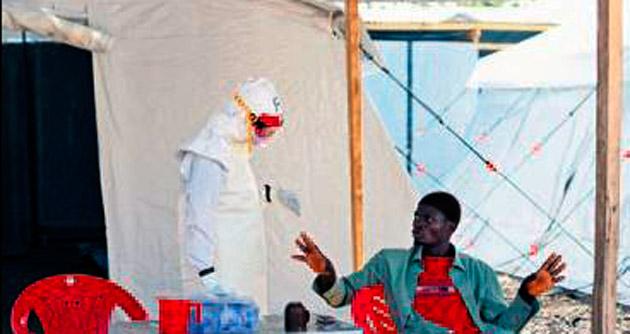Ebola virüsünün yayılma hızı düştü