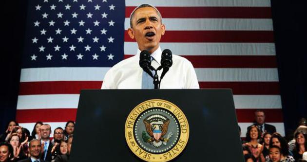 Obama'nın göçmenlik planı kutlandı!