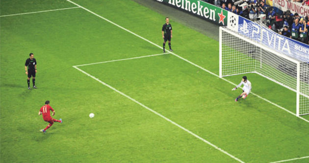 UEFA'dan devrim gibi penaltı kararı