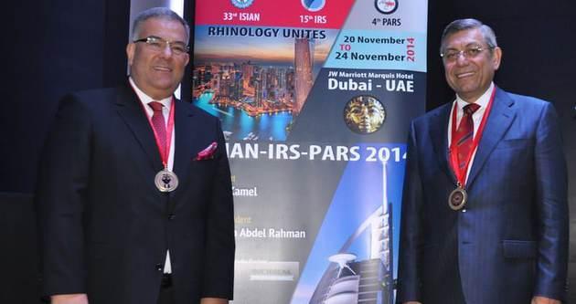 Türk doktorlara onur ödülü
