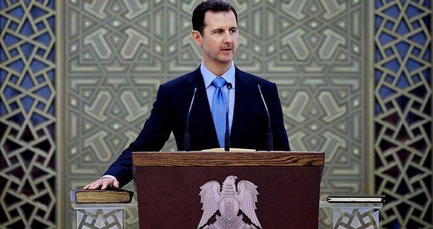 Esad'ın yeni meşruiyet hamlesi