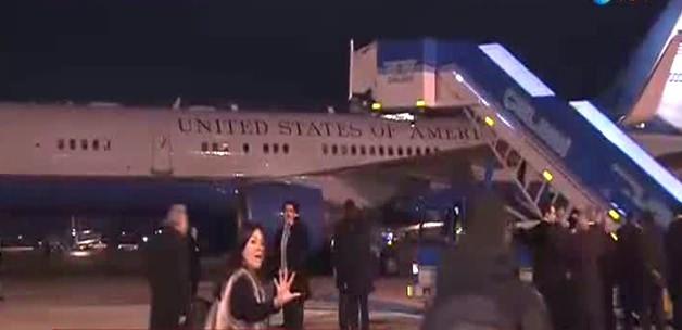 ABD'nin iki numarası Biden İstanbul'da