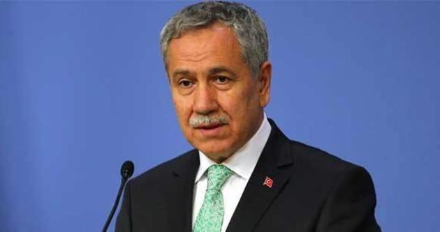 Bülent Arınç'tan flaş Öcalan tepkisi