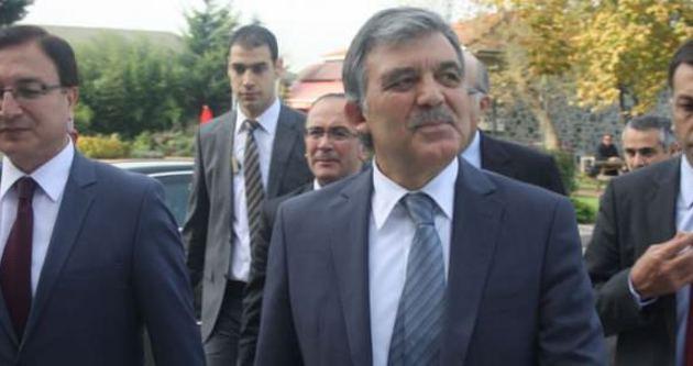 11. Cumhurbaşkanı Gül'den yalanlama