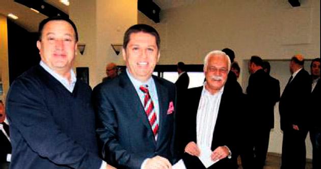 Hacettepe'nin yeni başkanı Çakmak
