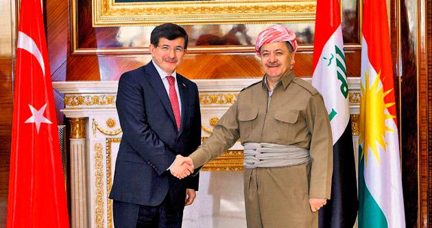 Türkiye'nin önceliği Kürtler'in güvenliğİ