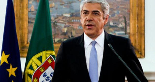 Portekiz Eski Başbakanı gözaltında!