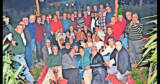 Antalyalıların buluşması