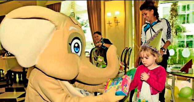 Çocuklara özel tatil